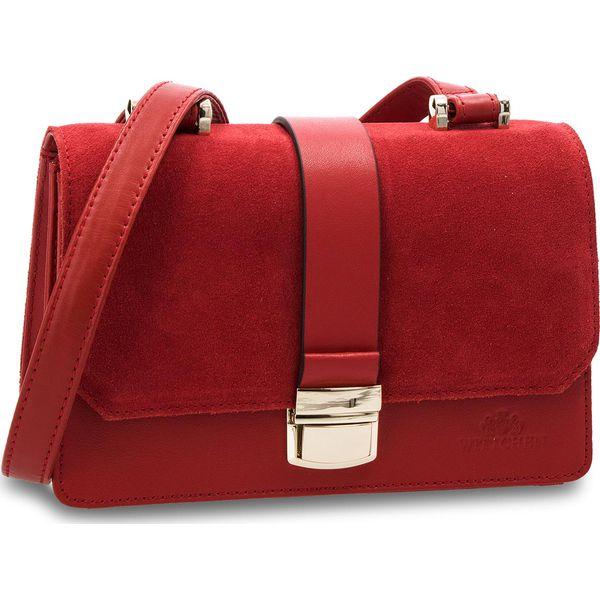 64d04ac14de89 Czerwone torebki klasyczne - Kolekcja lato 2019 - Moda w Szafa.pl
