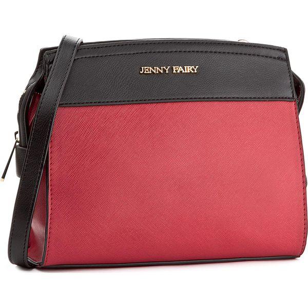 ead8ed772abaa Torebka JENNY FAIRY - RH0534 Czerwony - Czerwone torebki klasyczne ...