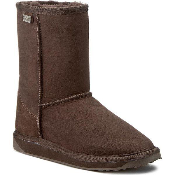 na wyprzedaży nowe przyloty nowy koncept Buty EMU AUSTRALIA - Platinum Stinger Lo WP10002 Chocolate