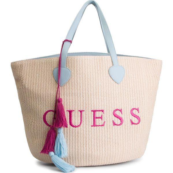2127c3128cb1a Torebka GUESS - E92Z13 WO03E GOST - Shopper bag marki Guess. Za 339 ...