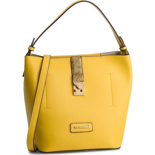 2952264ca46c5 Torebka MONNARI - BAG2650-002 Yellow - Torebki klasyczne marki ...