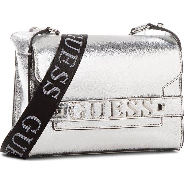 49930caac7925 Torebka GUESS - HWME68 76210 SIL - Szare torebki klasyczne marki ...
